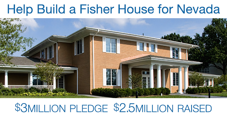 Help Build a Fisher House